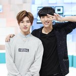 """""""SMROOKIES TAEYONG WITH EXO CHANYEOL @ EXO 90:2014 Please Check more photos of SMROOKIES at http://t.co/bb3C8XywnW http://t.co/p1HV5DYpdI"""""""