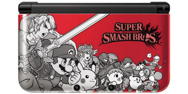 Win a limited edition #SmashBros 3DS XL - just follow us and retweet to enter! More details: http://t.co/6duqFlTbOk http://t.co/3HG6LEpYdO