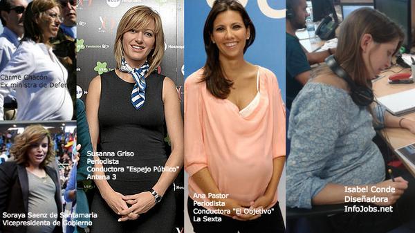 Si fuera por Mónica Oriol, estas mujeres no trabajarían. Por suerte no todos los empresarios piensan igual #Alucino http://t.co/UgiBY5Zqvq