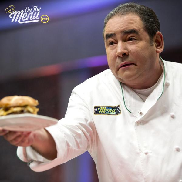 @OnTheMenuTNT premieres tonight - a cooking show where you can actually EAT the winning dish! http://t.co/IiBU5WK6Uc http://t.co/sxGkcEUk1w