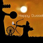 Happy Dussehra Tweethearts!!!