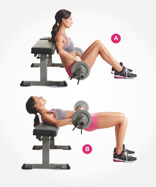 Hip-thrust!! El mejor ejercicio para tus glúteos!! http://t.co/LQTX7OT74g