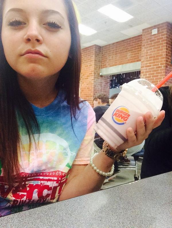 "Hailey Raschke (@_Ruby_Red_): ""@Blairbenton__: I have a milkshake now where's all the boys? http://t.co/hcE5uOBGFG"" in jail bc you're 12"