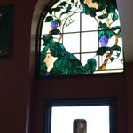 RT @Tcdotcom: Am I the only one who sees @alyankovic  in this stained glass http://t.co/ztK5d2h1mh