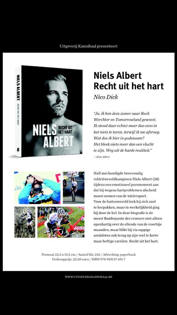 Extremely proud! Mijn biografie vanaf dit weekend in de boekhandel. Recht uit het hart! http://t.co/KQnH17C3iE
