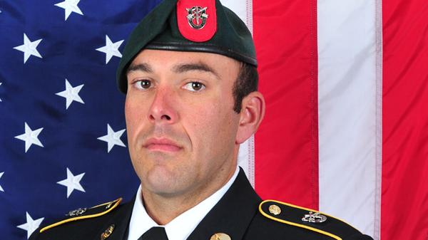 Please join us in a salute to Sgt. Andrew Tarrant Weathers, killed this week in Afghanistan: http://t.co/kI5HTjsNYc http://t.co/9yKCMZAOMI