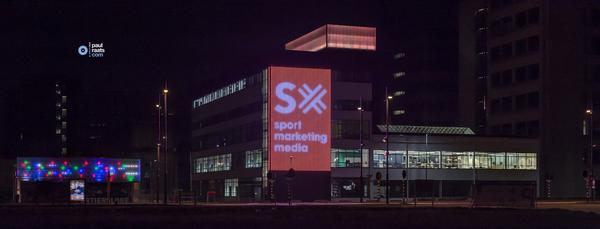 Our new office building SX with new crazy LedWall #yeah @gem_Eindhoven @Bovano #sx @eindhoven365 @StrijpS http://t.co/nnbPJfvcTM