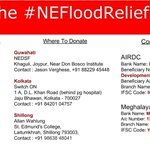 Here you go...please spread the message and help. North East is India too #awareness