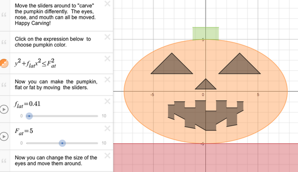 how to make flag in desmos