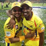 RT @Newbigdog: Big congrats to my champion side @ChennaiIPL proud to be part of such a fantastic team!