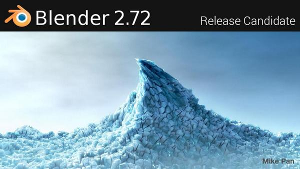 Blender 2.72 is now available http://t.co/frYMT9alHL #b3d http://t.co/CogoPsQsSy
