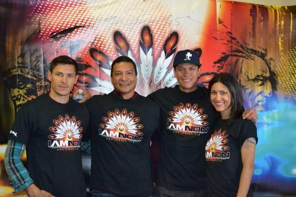 The Pack, Alex Meraz, Gil Birmingham, Chaske Spenser, Julia Jones http://t.co/WozH6rIBt7