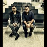 Thanks So much Sir @arrahman it was an amazing evening :) & a great flight :) http://t.co/dDKr1VaWa2