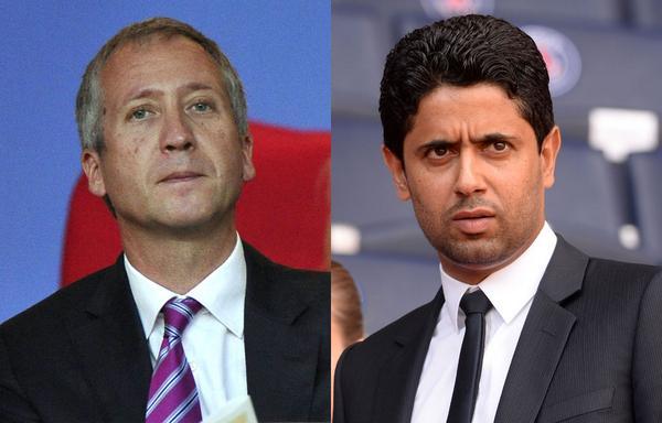 PSG-ASM: Vasilyev et Al-Khelaïfi vont s'expliquer, ITV du vice-psdt de l'@AS_Monaco ds le #JDD http://t.co/USxbvmGjCm http://t.co/ohisJAIvG3