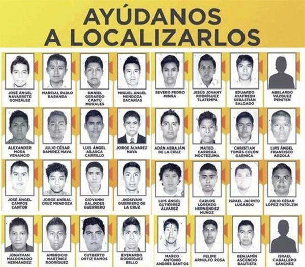 9) Julio César López Patolzin. 25 años #Iguala   #Ayotzinapa « Váyase ya, @angelaguirregro http://t.co/SaQSmHAlmJ