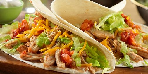 It takes only 5 mins to get this #SlowCooked #Taco #Chicken going! http://t.co/LBXp1GfOdO #Crocktober http://t.co/1E3ZYSjs5h