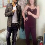 I love it   RT @SJP_30 @MrPeterAndre here is my blipper pic of us! <3