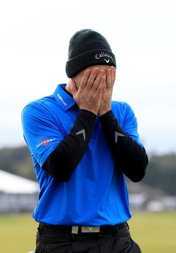 """@EuropeanTour: The moment Oliver Wilson won his first European Tour event. #DunhillLinks http://t.co/WKkBeuHYqd""So this actually happened?!"