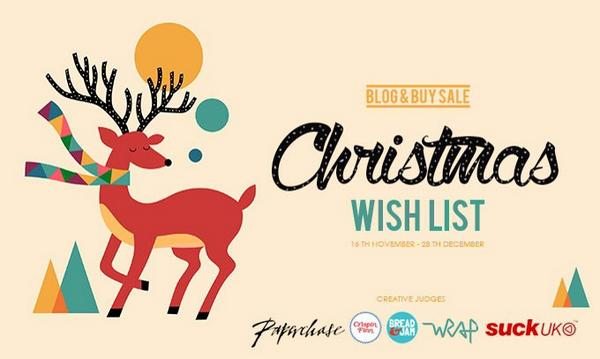 Calling designers/makers! Applications open for our Christmas Wish List. Judges inc @FromPaperchase #CraftHour http://t.co/oXd2GTWMQK