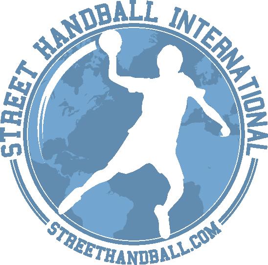 Street Handball International Logo http://t.co/VmukP3RZNK