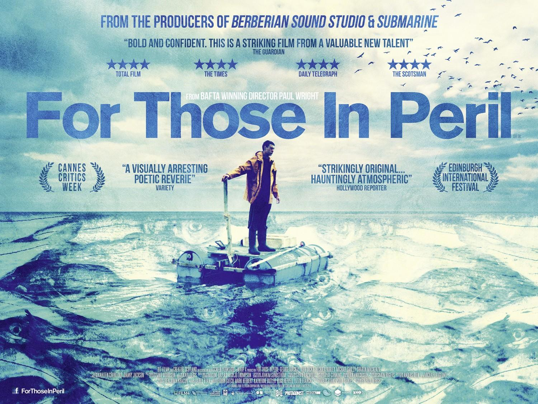 On Tuesday night, we're screening @PaulWrightFilm's BAFTA-nominated debut For Those In Peril, starring George MacKay. http://t.co/9zxFGFdBIB