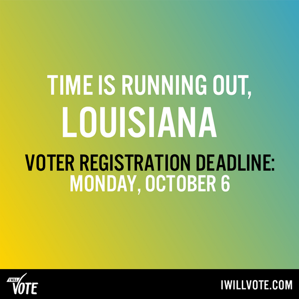 Turn Louisiana Blue @unitebluela
