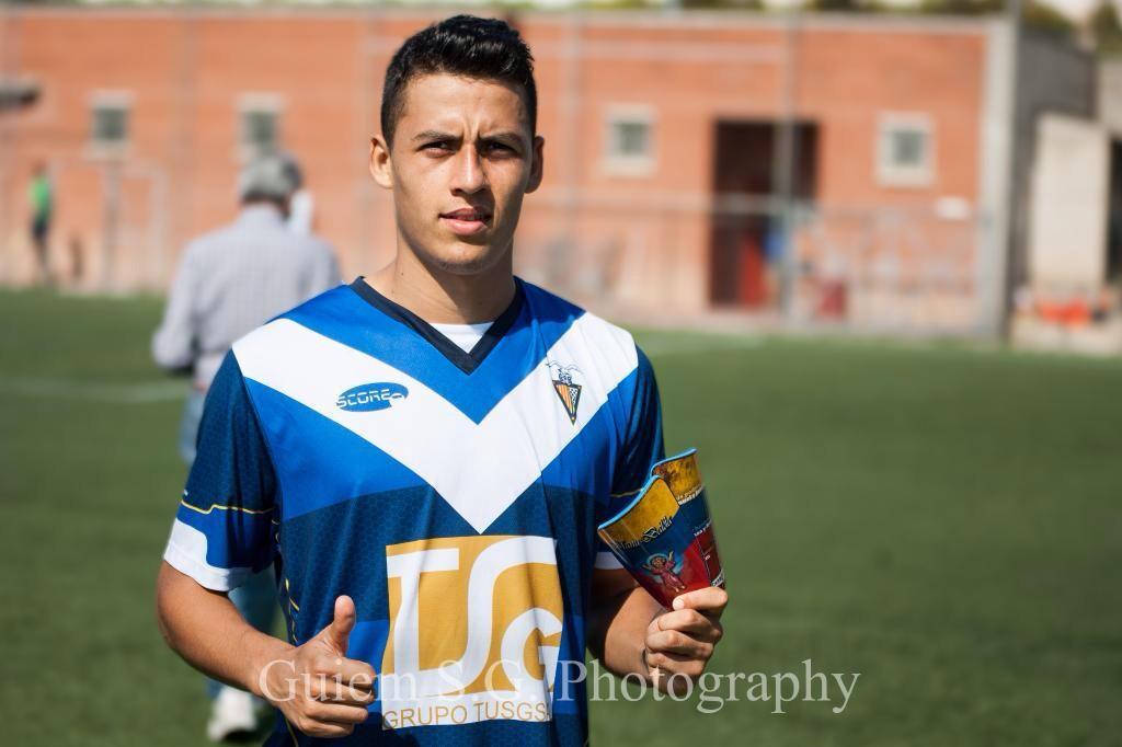 Nos acaba de llegar esta foto de @balda_manu92 ¡Felicidades por la victoria! http://t.co/4q2llqZgok