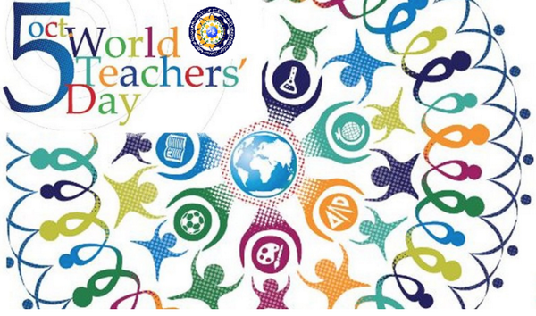 Happy #WorldTeachersDay to all educators across the globe! Thank you for all you do each and every day: http://t.co/ZMM6WORlBA