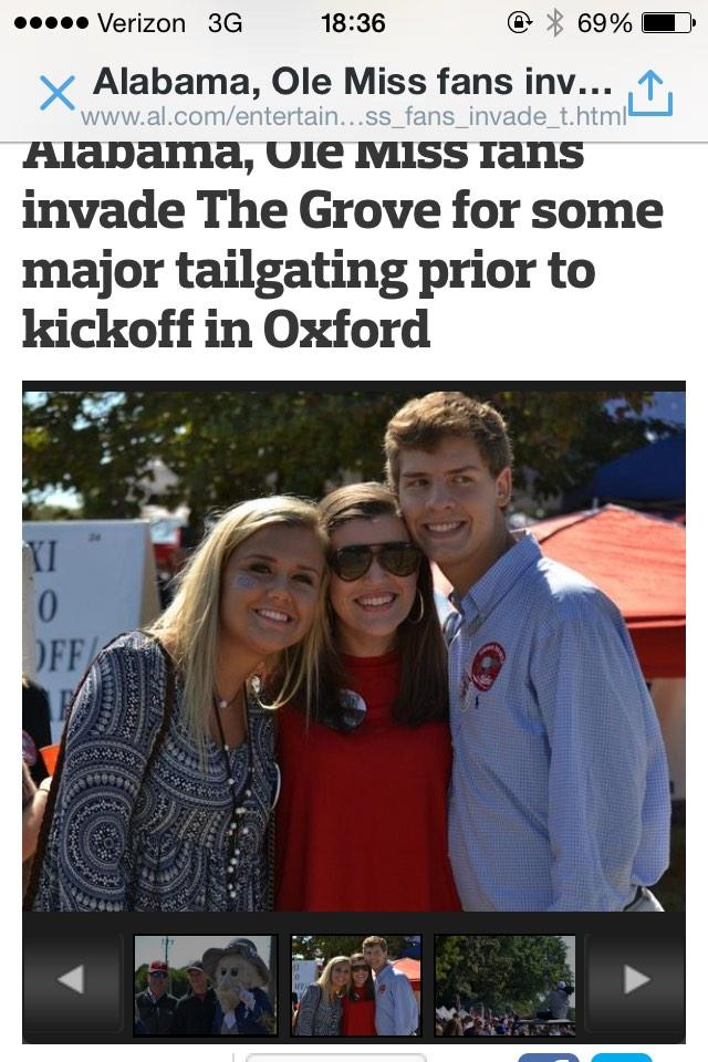 Made it on @alcomTuscaloosa with my faves @KristenYager @wicknalley http://t.co/spkKQ6o182