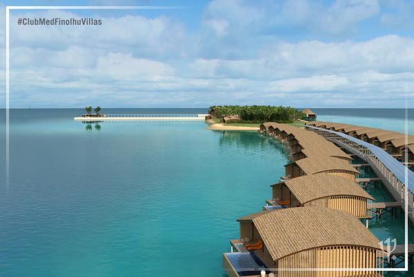 52채의 풀빌라로 채워질 새로운 클럽메드 럭셔리 빌라! #몰디브 속 완벽한 에코 시크 파라다이스, #피놀루빌라 를 드디어 여러분께 공개합니다! #FinolhuVillas #Maldives #ClubMed http://t.co/lUxdDlOXwf
