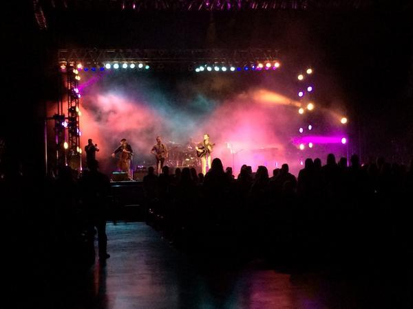 Phillip phillips concert (@ Hartman Arena for Phillip Phillips in Park City, KS) https://t.co/C9OLJFHJDR http://t.co/pjOmzRawTA