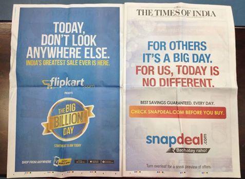 :D #TOI #Flipkart #Snapdeal http://t.co/KS0wKqvbcP