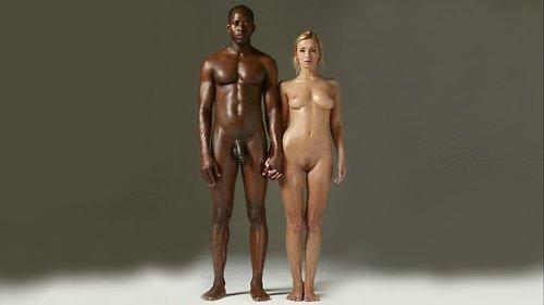 Фото ню женщины и мужчины