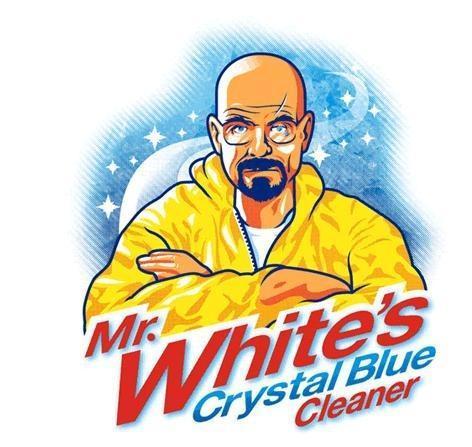RT @YGKere: Pour une cuisine propre, faites confiance à Monsieur White. http://t.co/8or2CTnzG8
