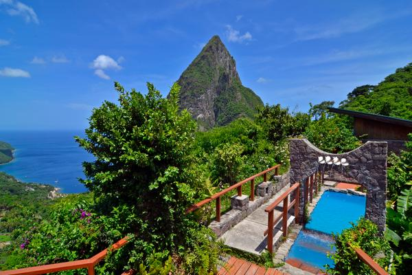 These are the hotels we are loving in St Lucia