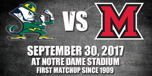 Miami football to play at Notre Dame in 2017. http://t.co/LeP27CXYRW http://t.co/BuZQGkANga