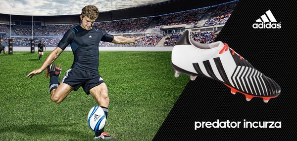 Win the pair of Predator Incurzas that @PatLambie kicked SA to victory in on Saturday. RT to enter. #showyourstripes http://t.co/8gWxhtUx0F