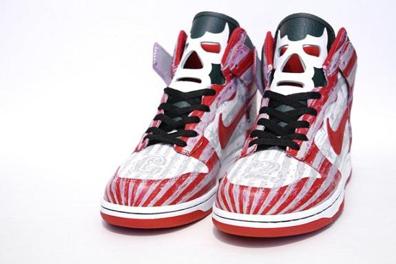 These kicks have soul. And #lucha styling. #luchalife http://t.co/jhq8eAbk0Z