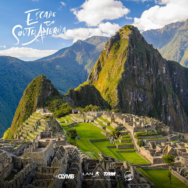 It's the final week of the #ClymbAdventures sweepstakes. RT this to #enter for a chance to win a trip to #Peru! http://t.co/awv2woQtEZ