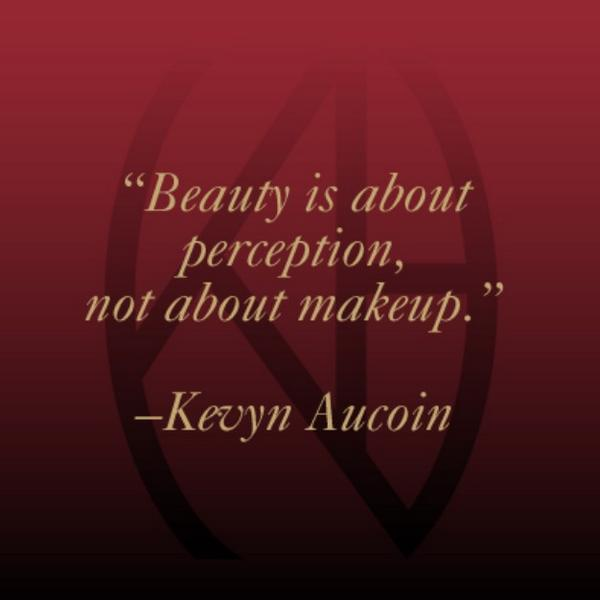 Start your week off inspired with #KevynAucoin's #QuoteOfTheDay! #essentialglamour #MotivationalMonday http://t.co/qKHHsblXkM