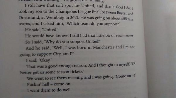 """RT @bradley_w1997: """"@theredsunited: Keane on himself and his son supporting Manchester United. #mufc http://t.co/u9kqbWG3HP"""" @FullTimeDEVILS"""