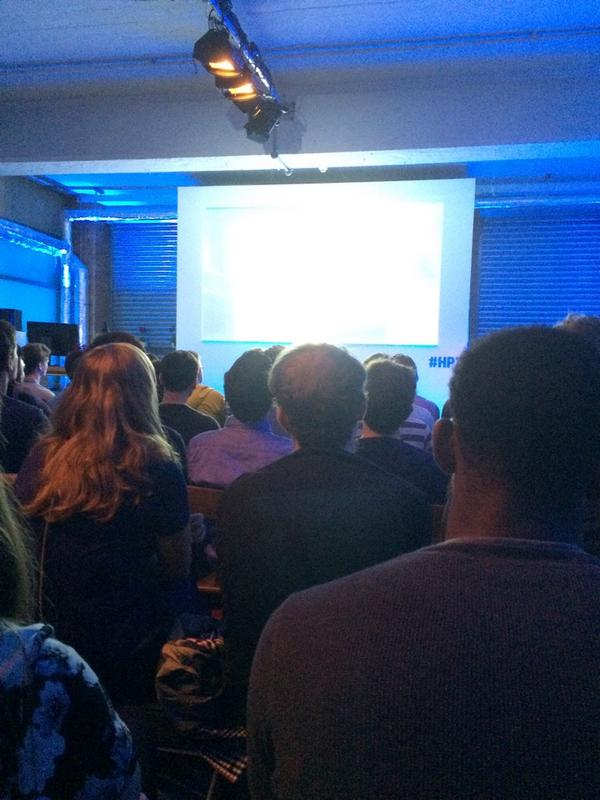 Amazed how many cool hardware startups at @HardStartupLabmeet-up . Excited about #IoT in London #hpz #fb http://t.co/VbKjBHeIZ6