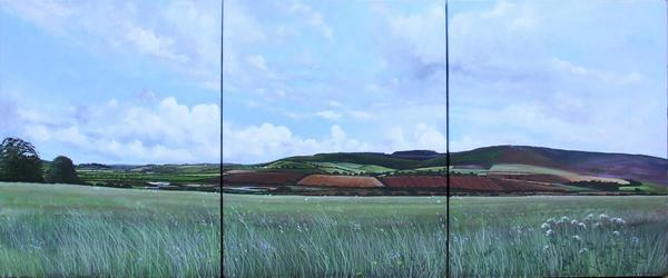 #northeasthour Want to commission me to create a special painting? I'm busy on a triptych all Oct. Work accepted Nov. http://t.co/s1YgQydGW2