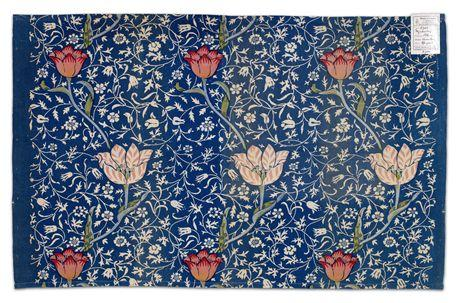 Printed fabrics by William Morris in our collection http://t.co/0MZSIccJa0 http://t.co/iJl0nhnyGT