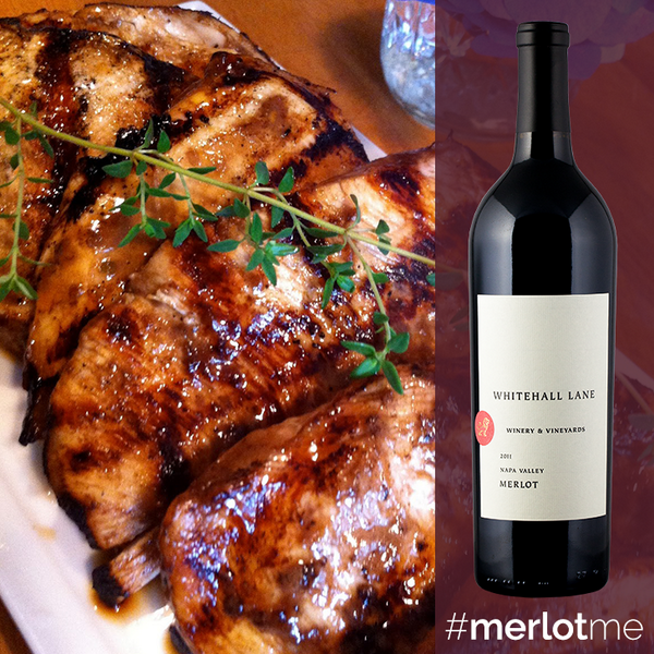 Pair your Merlot with a balsamic marinated grilled chicken. #MerlotMe Find the recipe here: http://t.co/5GoSnVnLoL http://t.co/w5tJjZzhgl