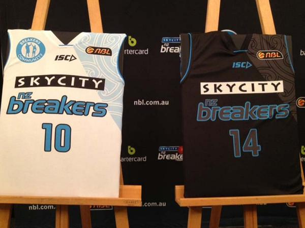 "These are sooooo sweet! ""@ONENewsSport: The @NZBreakers reveal new singlets for the upcoming season http://t.co/O6JSe8pN3j"""