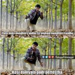 RT @telugufilmnagar: #Sapthagiri funny dialogue from #Joru  Theatrical Trailer -->> http://t.co/7oNc8Px4sn  @RaashiKhanna @sundeepkishan ht…