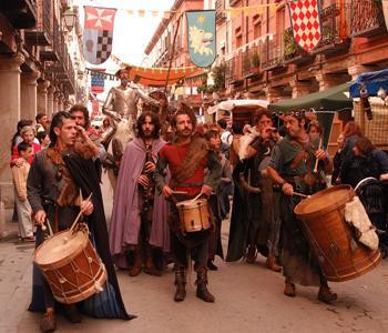 El mayor Mercado Medieval de Europa, el Cervantino de Alcalá de Henares (8-12 oct) @AHTurismo  http://t.co/sNozlFZGx1 http://t.co/KfB7lEipGK