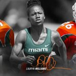 RT @usatf: ICYMI, @LaurynCwilliams to be inducted into the @MiamiHurricanes HOF: http://t.co/jiWf9J8ltC http://t.co/5WmqStV0IV