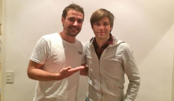 Exitoina (@exitoina): Benjamín Amadeo hará dupla con Pedro Alfonso en Villa Carlos Paz http://t.co/FkYLe5PH6A http://t.co/qDnEhy3SPo